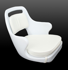 Todd Enterprises Chesapeake Model 500 Helm Seat Chair