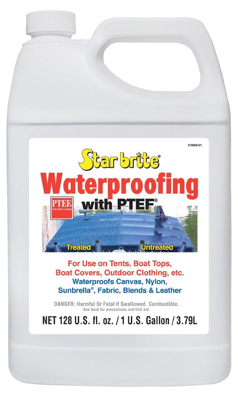 Star Brite Waterproofing Amp Fabric Treatment Gallon 81900