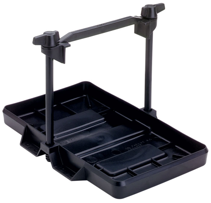 Attwood 9091 5 Attwood 27 Series Battery Holder Tray