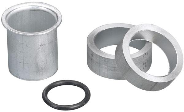 Moeller Aluminum Drain Fitting 020848 001 Boaters Plus
