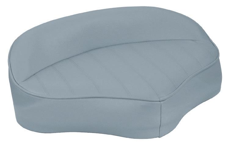 Wise Pro Pedestal Seat Grey 3 H X 15 1 2 W X 11 1 2