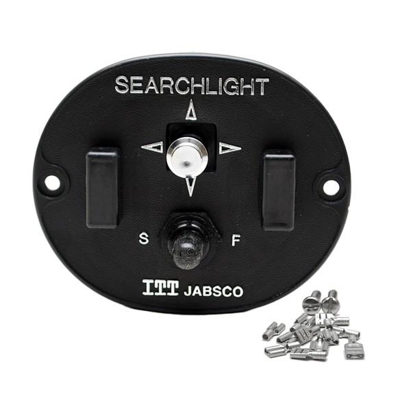 Itt Jabsco Main Control Remote Control 43670 0003