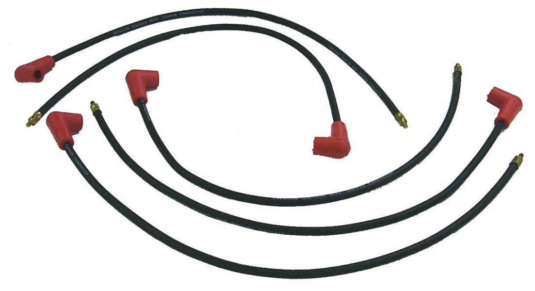 sierra plug wire mercury - 5 pack 18-5229-9-1