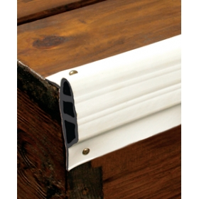 Taylor Made Products Medium Edge Gard 10 Ft White 46058